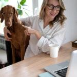5 tips para hacer homeoffice con mascotas